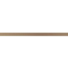 Satijnlint 9mm bruin