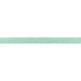 Elastiek 10mm lurex glitter oud-groen