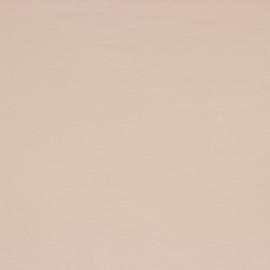 Organisch tricot licht mauve uni
