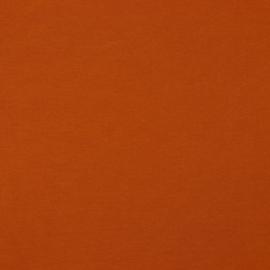 Organisch tricot amber uni