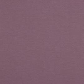Organisch tricot lavendel uni