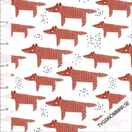 Tygdrömmar - Wolfi - Rust