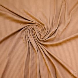 Family Fabrics - Camel Rib 8x4