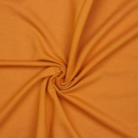 Organisch french terry amber uni