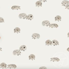 Family Fabrics - Hedgehog Jersey