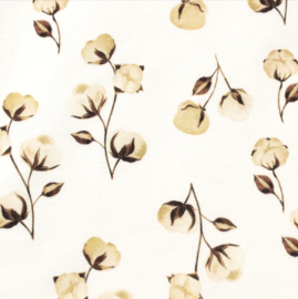 Family Fabrics - Cotton Plant French Terry