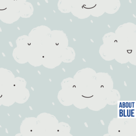 About Blue - All we have is now - Happy when it rains