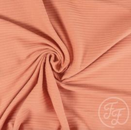 Family Fabrics -Canyon Clay Rib 8x4