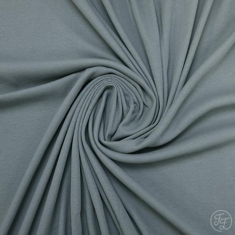 Family Fabrics - Mistiq Uni Rib