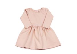 Longsleeve Dress Blush handmade