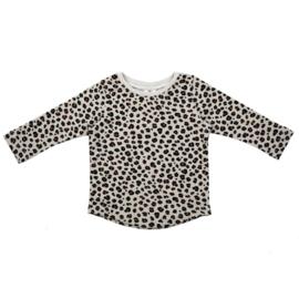 Longsleeve mini leopard handmade