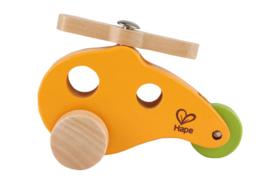 Hape houten helikopter