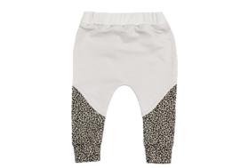 Exclusief 2- colour baby Cheetah & Buttercream