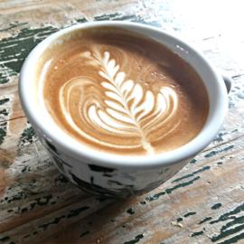 Koffiebar op locatie vanaf € 350 inclusief 50 consumpties