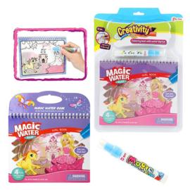 Toi-Toys magisch kleurboek Prinses