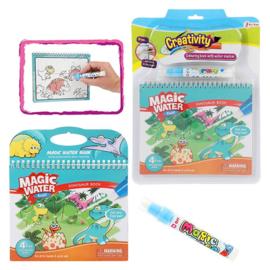 Toi-Toys magisch waterboek Dino