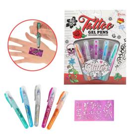 Toi-Toys tattoo pennen