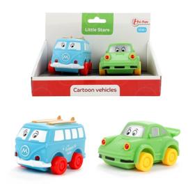 Toi-Toys little stars auto's
