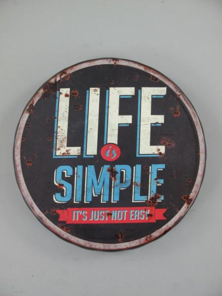 Bierdop Life is simple