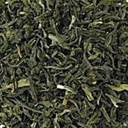 Naturel groene en witte thee