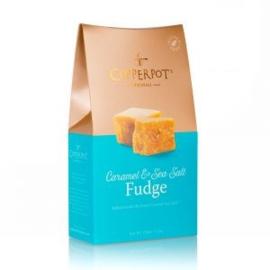 Caramel & Sea Salt Butter Fudge