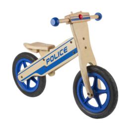 """Houten politie bike 12"""""""
