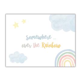OVER THE RAINBOW Babyboek voor sterrenkindjes