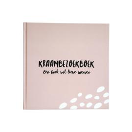 KRAAMBEZOEKBOEK Een boek vol lieve wensen