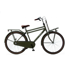 NOGAN vintage 28inch transportfiets Nexus 3 Raw Army