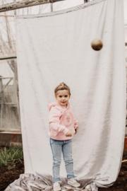 Sun hoodie roze Kids