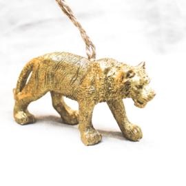 Hanger leeuw goud