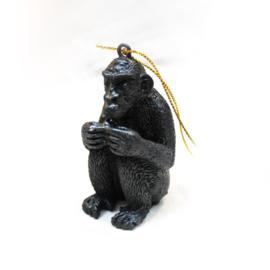 Hanger aap zwart