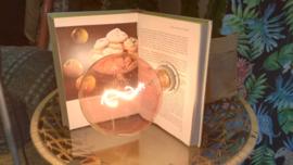 Boekenlamp kookboek