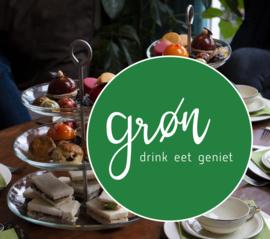 Cadeaubon - Grøn Afternoon Tea