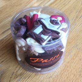 Sinterklaas Chocolade 250 gram - koker