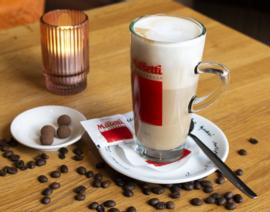 Grote cappuccino