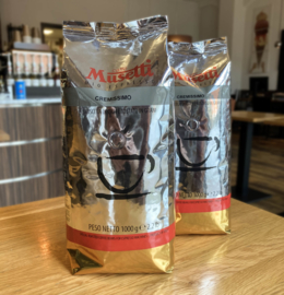 Koffie - Musetti Cremissimo (Passi)