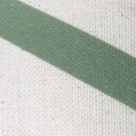 Grøn - stevige canvastas