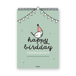 Verjaardagskalender | Buitenbeentje