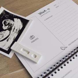 Mijn zwangerschapdagboek