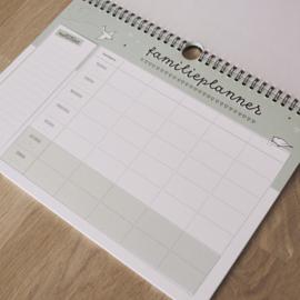 Familieplanner A4 | Buitenbeentje