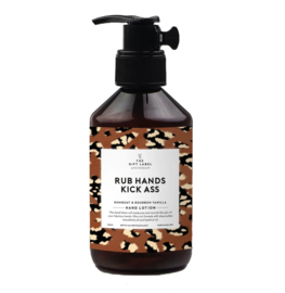 The Gift label - LOTION- Rub hands kick ass