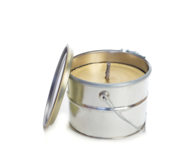 Rustik Lys- buitenblik GOLD 18X14 (50branduren)