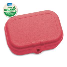 PASCAL S ORGANIC Lunch Box organic coral