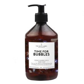 The Gift label - HAND SOAP- Time for bubbels - 500ml