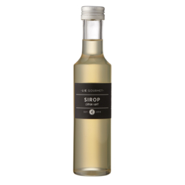 Lie Gourmet - syrup lime 250ml