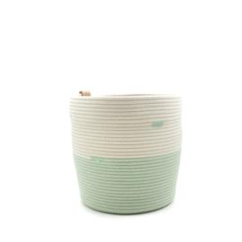 Koba planter- L- mint 20x19