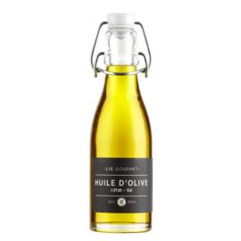 Lie gourmet olive lemon
