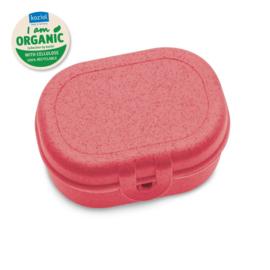 PASCAL MINI ORGANIC Lunch Box organic coral