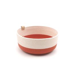 Koba bowl high- brick L 25x12